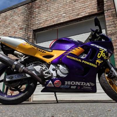 1998 Honda CBR600 F3 SOLD