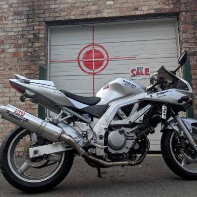 2003 Suzuki SV650 SOLD