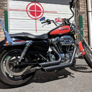 2009 Harley Davidson Sportster SOLD