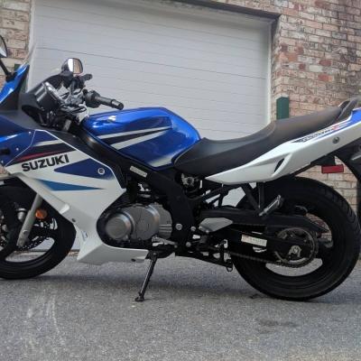 2007 Suzuki GS500 SOLD