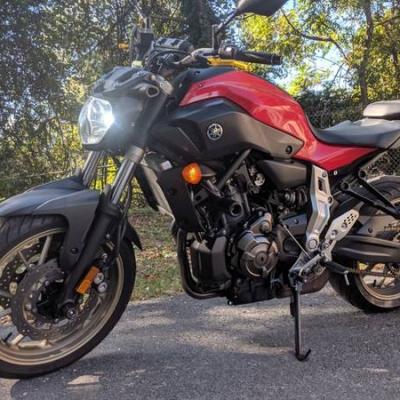 2015 Yamaha FZ07 SOLD